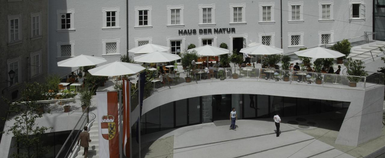 Haus der Natur Salzburg Karres